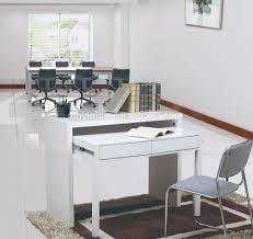 White High Gloss Computer Desk by Extension Desk Extension Desk Suppliers And Manufacturers At