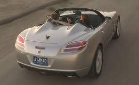 saturn sky trunk 2008 pontiac solstice 2008 saturn sky feature features car
