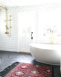 Rugs In Bathroom Rugs In Bathrooms Rugs In Bath