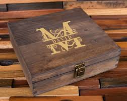 engraved wooden gifts engraved wood box etsy