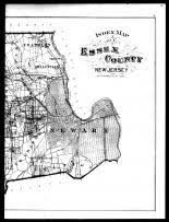 map of essex county nj essex county 1881 jersey historical atlas