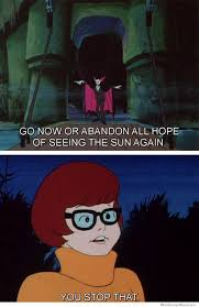 velma is tired of your vire bullshit weknowmemes