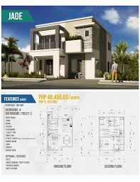 modern house floor plans awesome modern house designs and floor plans philippines new