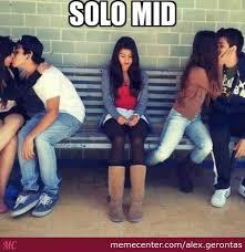Solo Meme - solo mid by alex gerontas meme center