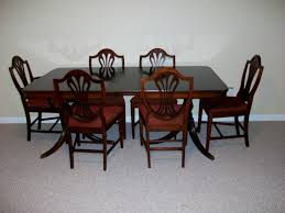Duncan Phyfe Dining Room Table And Chairs Furniture Home Furniture Home Dining Room Empire Wood Duncan