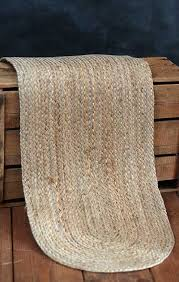 Natural Jute 48 Inch Table Runner By Nancy S Nook The Weed Patch