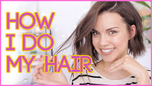 how i style my hair textured waves for short hair ingrid