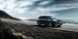 peugeot new models peugeot 5008 new car showroom 7 seat suv test drive today