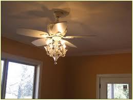decor chandelier ceiling fan light kits combine with white paint