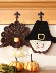 thanksgiving turkey patterns lily sugar u0027n cream pilgrim dishcloth crochet crochet pattern