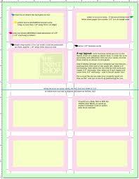 Laid Business Cards Guides The Print Shop U0027s Showcase