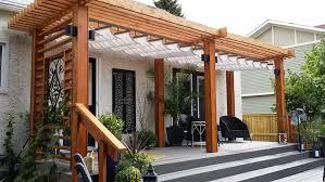 Retractable Roof For Pergola by Under Pergola Canopy System Photos U0026 Pergola Picture Gallery