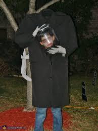 headless horseman costume in a jar costume