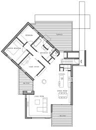 Angled House Plans 76 Best L Shape House Plans Images On Pinterest House Design