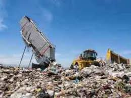 county landfill closed thanksgiving day garbage routes on 1 day