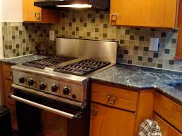 Select Kitchen Design Furniture Different Types Of Countertops With Wood Cabinets And
