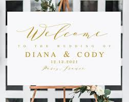 wedding template etsy