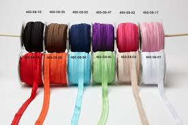 elastic ribbon wholesale 5 8 inch elastic ribbon may arts wholesale ribbon