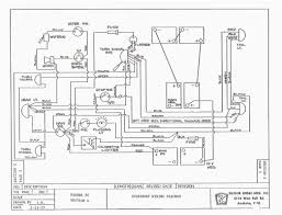 wiring diagrams ezgo golf cart diagram club car battery cool
