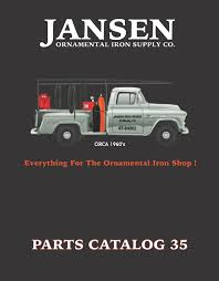 jansen ornamental supply co catalogs