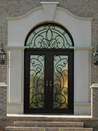 rod iron doors design wrought iron doors design for exterior door