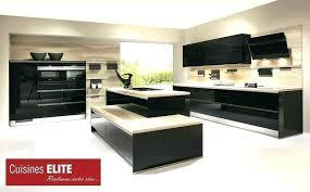 meuble de cuisine noir laqué meuble cuisine laque noir alaqssa info