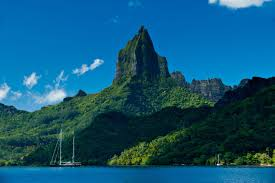 Map Of Tahiti 4 Day Discover Moorea Products Anderson Vacations