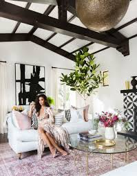 Home Interior Design For Living Room Inside Pretty Little Liars Star Shay Mitchell U0027s Spanish Style Los