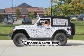jeep soft top tan top down look at jl jlu hard and soft tops including power