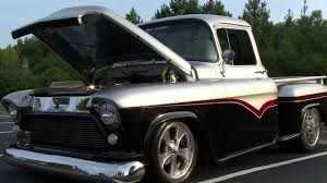 Classic Chevrolet Trucks By Year - awesome 56 chevy trucks youtube