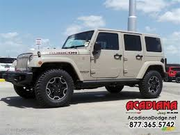 rubicon jeep 2016 black 2016 mojave sand jeep wrangler unlimited rubicon hard rock 4x4