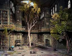 17 haunting dioramas of a post apocalyptic world