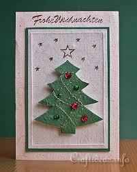 free christmas card ideas jeweled christmas card