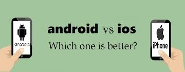 difference between iphone and android difference between iphone and android every mobile user must