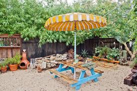 Patio Seating Ideas Patio Patio Picnic Table Picnic Table With Umbrella Hole Used