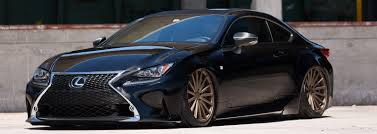 lexus rc 350 blacked out lexus rc 350 f sport on vossen vfs 2 vossen wheels