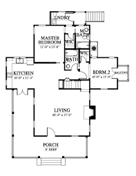 First Floor Master House Plans by The Pigeon River Cabin House Plan Nc0002 Design From Allison