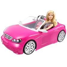 pink sparkly cars barbie vehicles for dolls vehicle ideas