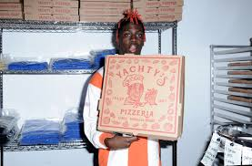 lil yachty u0027s los angeles pizzeria pop up shop see the photos