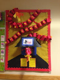 New Year Board Decoration Idea by January Bulletin Board Ra Chinese New Year The Year Of Horse
