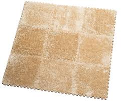 Checkerboard Area Rug Amazon Com Hemingweigh Fuzzy Area Rug 9 Fluffy Carpet Tiles For