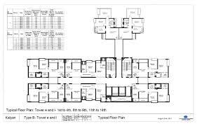 l tower floor plans tata housing amantra plans