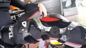 evs motocross helmet como se ponen las rodilleras y como me fue con las evs axis youtube