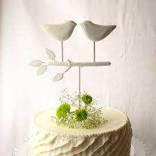 bird cake topper white wedding cake topper bird cake topper birds for your