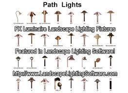incandescent luminaire outdoor lighting creative ideas fx landscape lighting innovative fx luminaire path
