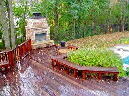 deck fireplace 1 home outdoor with deck fireplace deck fireplace