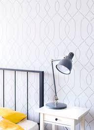 moorish trellis wall stencil scandinavian style wall stencil