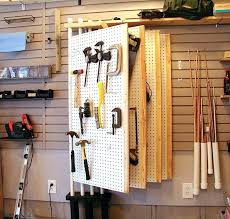 Garage Storage And Organization - pegboard ideas for garage u2013 venidami us
