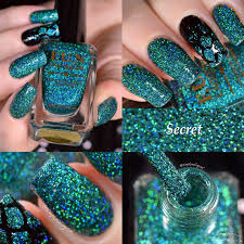 simply nailogical holo glitter heaven with fun u0027s 1st anniversary