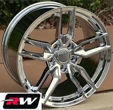 chrome wheels lexus nx corvette wheels c7 2014 stingray z51 chrome rims 18 19 inch fit c4